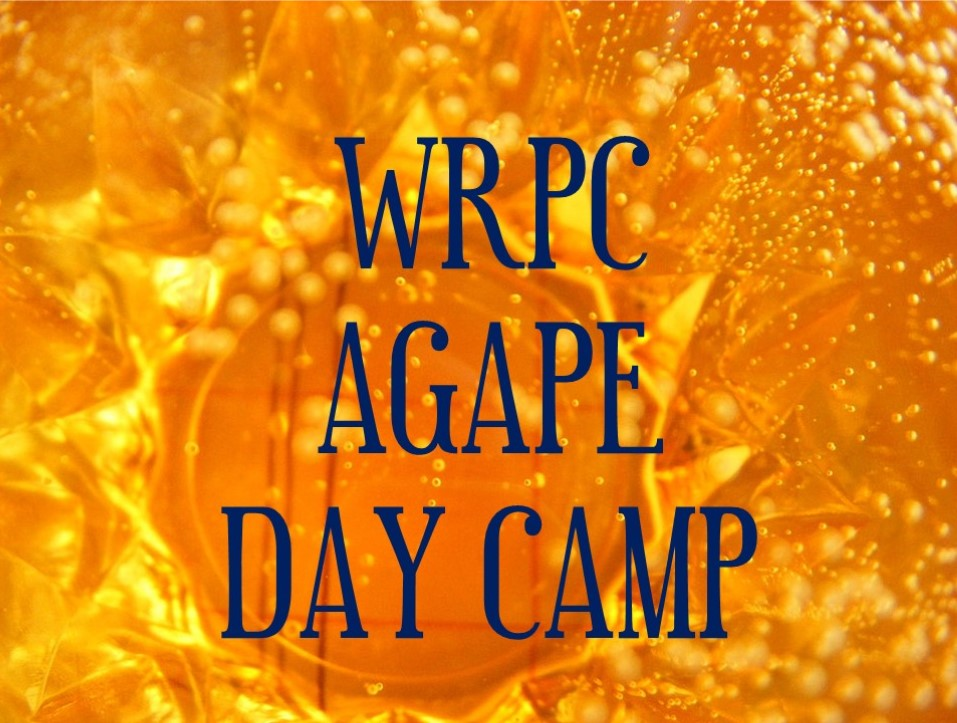 Agape Day Camp logo 2