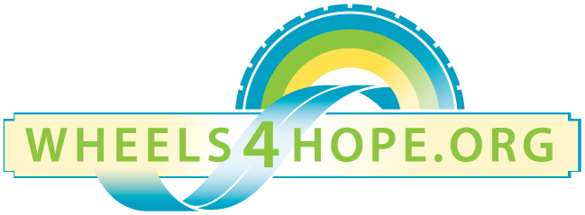wheels4hope logo